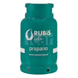 Gás Rubis Propano 11kg