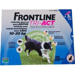 Frontline Tri-Act 10 - 20 kg