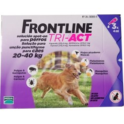 Frontline Tri-Act 20 - 40 kg