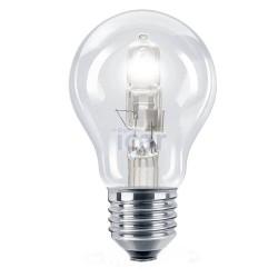Lâmpada halogéneo clara E27 42W 220V