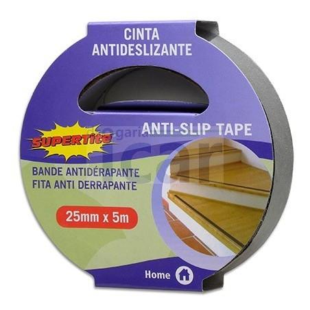 Fita anti-derrapante 25mm x 5m Supertite
