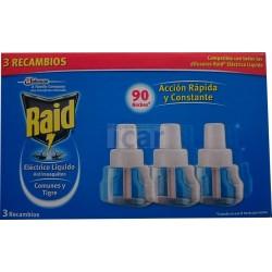 Raid recarga para difusor elétrico 90 Noites