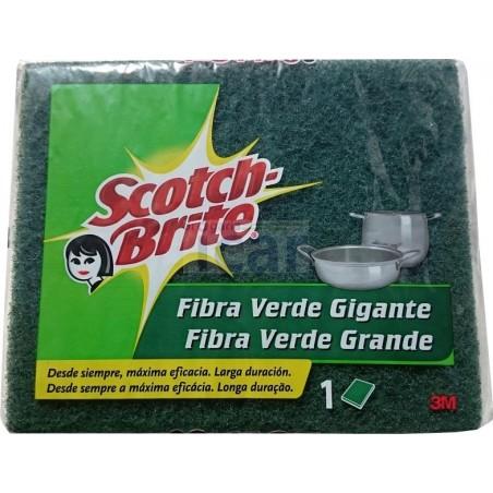 Esfregão verde Scotch Brite