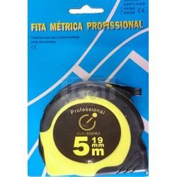 Fita métrica 5 mts profissional