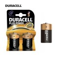 Pilhas Duracell Lr20 Plus Power