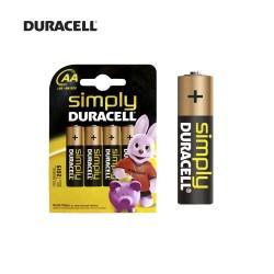 Pilhas Duracell Lr6 Simply