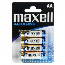 Pilhas Maxell Alcalina AA (LR6)
