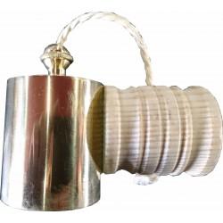 Prumo em latão 55mm - 400gr