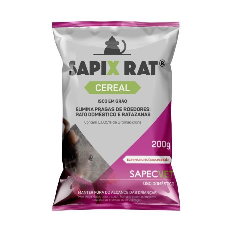 Sapix Rat Cereal 200gr