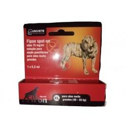 Fipon spot on cães de 40-55 kg (1 Pipeta)