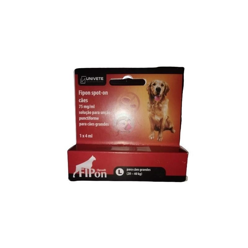 Fipon spot on cães de 20-40 kg (1 Pipeta)