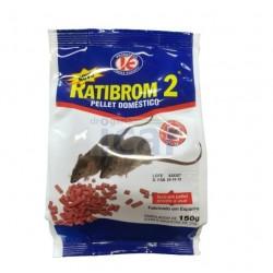 Ratibrom 2 Pellet Doméstico 150gr