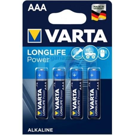 Pilhas Varta LR03 4903 1,5v
