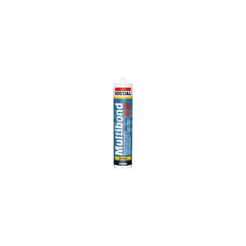 Cola e Veda Multibond MS35 Branco - Soudal