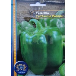 Pimento California Wonder 5gr