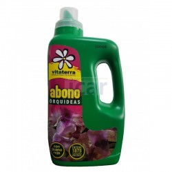 Vitaterra  Adubo Liquido Para Orquídeas 1l