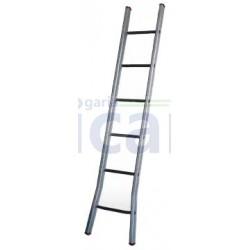 Escada de Aluminio Simples 2,5 mts degrau 50