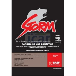 Storm Isco para Ratos