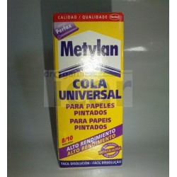 Metylan cola papel parede 125gr