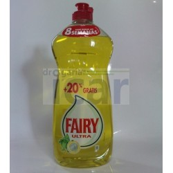Fairy Ultra 500ml + 100ml