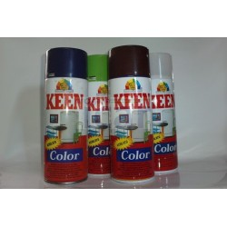 Tinta Spray KEEN 400ml