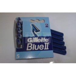 Gillette Blue II 5 unid