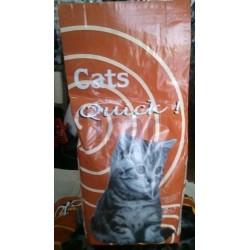 QUICK CATS MANUTENÇÃO GATOS...