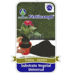 Substrato Vegetal Universal 25L