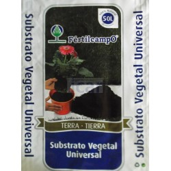 Substrato Vegetal Universal 50L