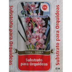 Substrato Orquideas 50L