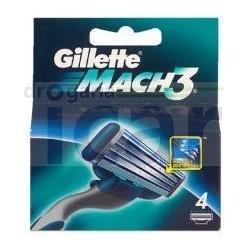 GILLETTE MACH3 RECARGAS
