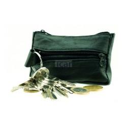 Porta moedas com porta chaves