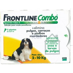 Frontline combo 2 - 10 kg
