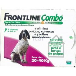 Frontline combo 20 - 40 kg