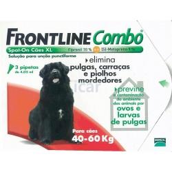 Frontline combo 40 - 60 kg