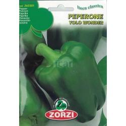 Pimento Verde