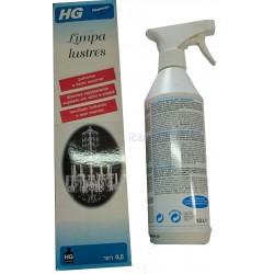 HG Limpa Lustres 500ml