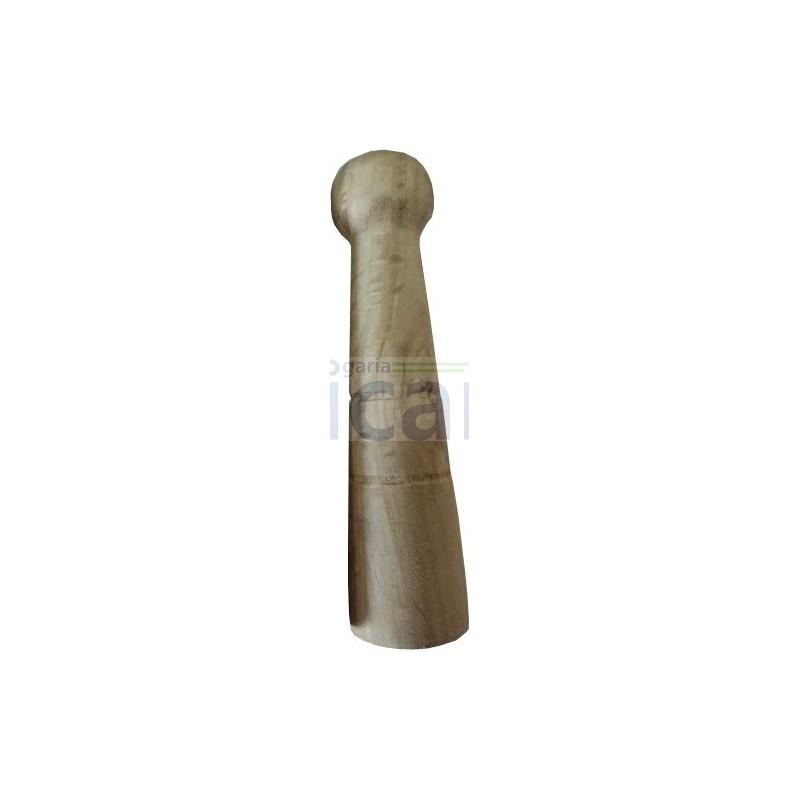 Meco em madeira para Jogo do chincalhão