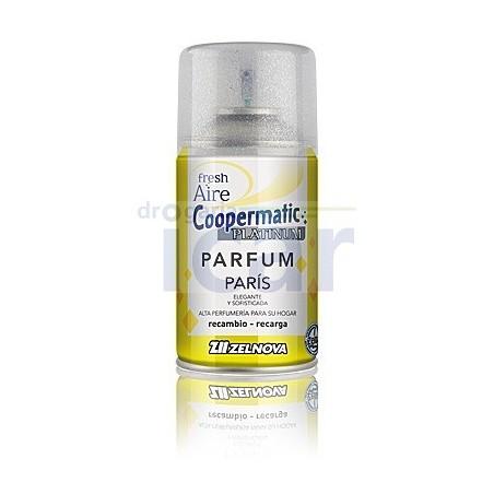 Coopermatic Platinium Fresh Aire Recarga 250ml