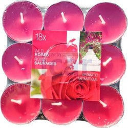 Tea Light Perfumadas 18