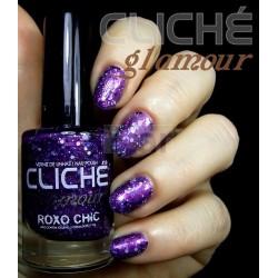 Verniz Unhas 11ml - Roxo Chic