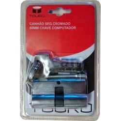 Cilindro Touro 30mm x 30mm com 3 chaves de pontos